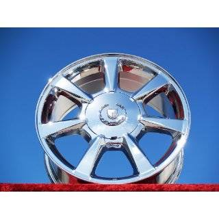 Cadillac CTS Set of 4 genuine factory 18inch chrome