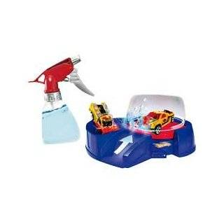 Hot Wheels Color Shifters Splash and Dash Playset Toys & Games
