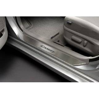 TOYOTA CAMRY CHROME DOOR SILLS STAINLESS STEEL SET 2007 2008 2009 2010