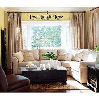 Live Laugh Love Vinyl Wall Words Decal Sticker By LKS