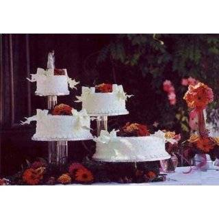 Tier Clear Wedding Acrylic Cupcake CAKE Stand Set NEW