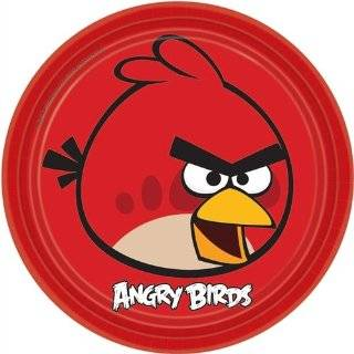 Angry Birds Edible Image Cake Topper Toys & Games