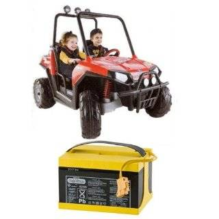 Peg Perego Polaris Ranger RZR 24 Volt 2 Speed with Additional 24 Volt