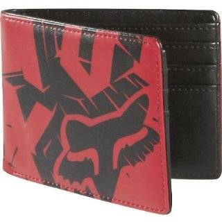 Fox Racing Rockstar Spike Vortex Wallet   Black