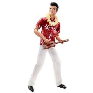 Mattel Barbie Elvis Presley Collection Classic Edition Elvis In Blue