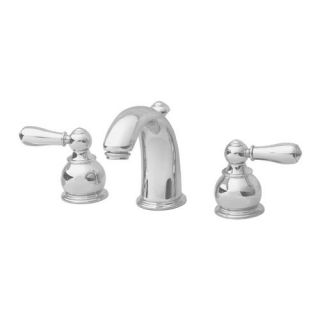 American Standard 7881 732 Satin Nickel Double Handle Widespread Lavatory Faucet
