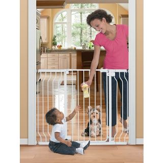 Summer Infant Sure Secure Xtra Tall Walk thru Gate 07064