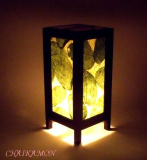 Japanese Oriental Style Zen Bedside Table Lamp Shades