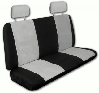 Off White Black Faux Leather Next Generation Car Seat Covers Free Accessories Y