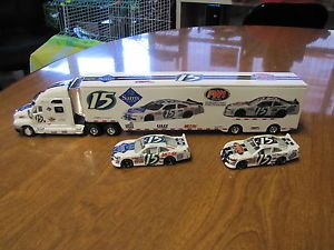 Jeffrey Earnhardt Fast WA Poynt Sams Club Transporter Trailer Car 1 64 Custom