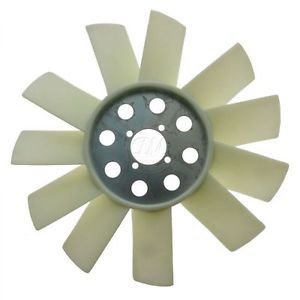 Chevy GMC Hummer Isuzu Pickup Truck Olds Radiator Cooling Fan Blade
