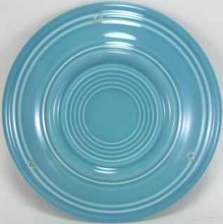 "Homer Laughlin China Turquoise Fiesta Ware 6 1 4""D Bread Butter Plate"