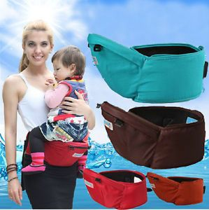 Baby Kids Child Infant Toddler Safety Hipseat Hip Seat Carrier Belt Sling Waist