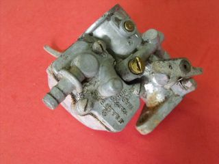Tillotson Carburetor MT61A Power Products Engine Vintage Chainsaws Scooter 3 8
