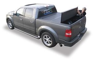 "04 12 Ford F150 Bakflip Hard Folding Tonneau Bed Cover F150 5 5 65"" Mark"