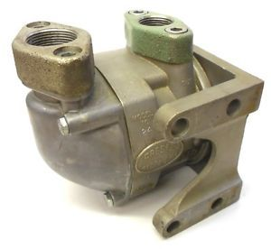 "Gresen Hydraulics Vane Pump Model TC 24 CW 1 1 4"" Inlet 1"" Outlet"