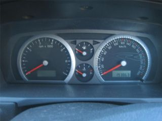 Ford Ba Falcon XR6 Dash Instrument Cluster