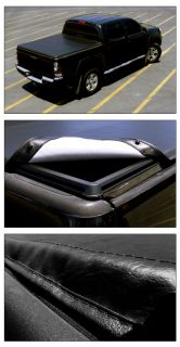 Snap on Tonneau Cover 07 13 Toyota Tundra Crewmax Cab 5 5 ft Truck Short Bed