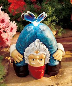 Solar Novelty Garden Statues Gnome or Pig