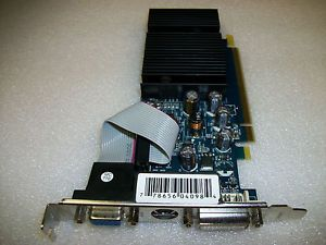 XFX NVIDIA GeForce 6200TC DDR DVI VGA 128 256MB Graphics Video Card PCI Express