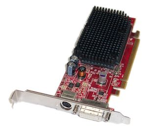 NP720 Dell ATI Radeon X1300 128MB DVI s Video Graphics Video Card PCI E