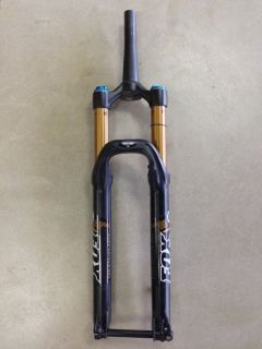 2012 Fox Talas 140mm 110mm 34mm Fit RLC 29er Kashima Fork Tapered Steerer