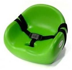 Keekaroo Cafe Booster Seat Infant Baby Kid's High Chair Key Lime Green New