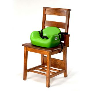 Keekaroo Comfortable and Stylish Cafe Booster Seat Lime