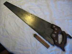 "Disston ""Nineteen Forty Special"" 100th Anniversy Hand Saw Uncommon Model 26"""