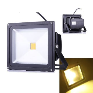 US Stock 4pcs 30W LED Flood Light Warm White High Power Outdoor Spotlight Lamp