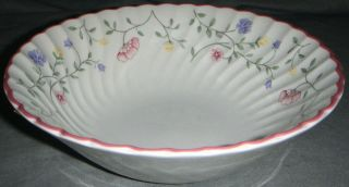 Johnson Brothers Summer Chintz Round Vegetable Bowl