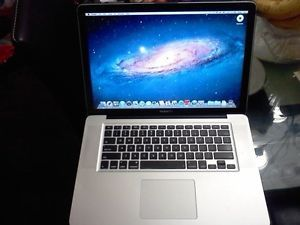 "Apple MacBook Pro 15"" Laptop A1286 i5 2 4GHz 4GB 1TB 0885909359844"