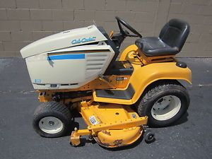 "Cub Cadet 1863 54"" Garden Tractor Riding Lawn Mower Kohler 18HP Engine"