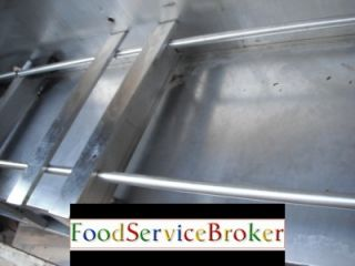 Stainless Vent Hood Restaurant Catering' Ventahood Fryer Oven Equipment Stand