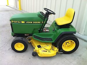 "John Deere GT275 48"" Riding Mower Lawn Tractor 17hp Kawasaki Engine"