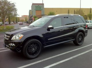 "22"" MBZ Mercedes ml Class ML320 350 Wheels"