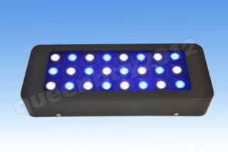 2014 New 72W Real CREE LED Aquarium Tank Light Lamp LPS SPS Coral Reef Fish Grow
