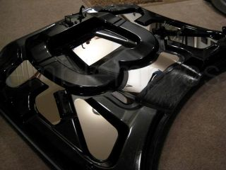 98 02 Camaro Super Sport Stainless Steel Hood Mirrors