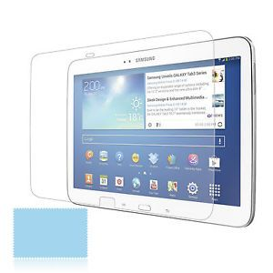 Clear LCD Screen Protector Guard Film for Samsung Galaxy TAB3 10 1 P5200 P5210