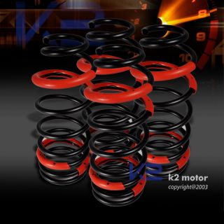 2000 2005 Mitsubishi Eclipse GT lowering Springs Kit