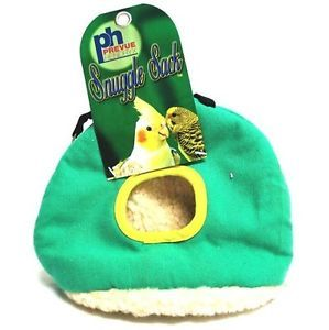 Prevue Pet Products Snuggle Sack Bird Nest Small