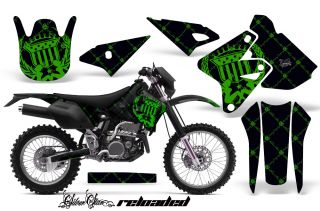 AMR Racing Decal Moto Graphic Kit Suzuki DRZ 400 DRZ400 KLX400 DRZ400S Dr Parts