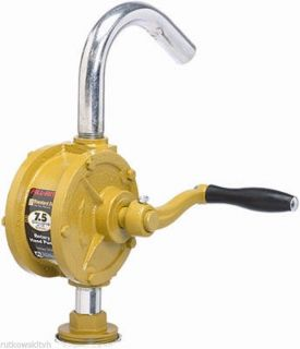 Tuthill Fill Rite Rotary Hand Fuel Transfer Pump 8 5 Gallons per 100 Revolutions