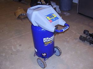 Kobalt Portable Oil Less Air Compressor Very Little Use 10 Gallon 155 PSI Max