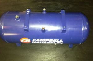 3 Gallon Air Compressor Tank Campbell Hausfeld Portable Onboard Air System