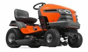 "YTH18K46 Husqvarna Riding Lawn Mower Yard Tractor 18 HP Kawasaki 46"" Deck"