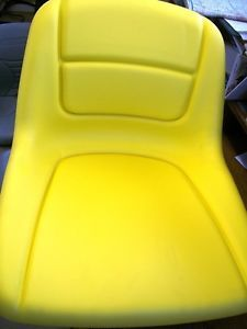 New Riding John Deere Garden Tractor Lawn Mower Seat