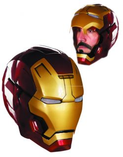 New Marvel Iron Man Collectors Edition Mark 42 Costume Vacuform Helmet