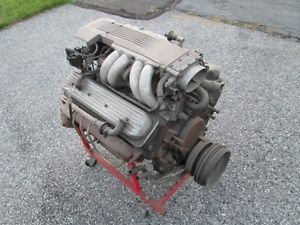 1987 Chevy Camaro IROC Z 5 7 350 Tuned Port Injection Complete Engine TPI Used