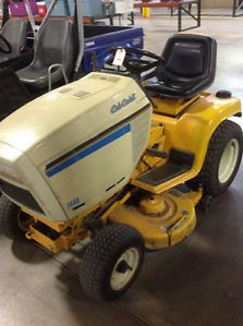Cub Cadet 1440 Riding Lawn Mower Used
